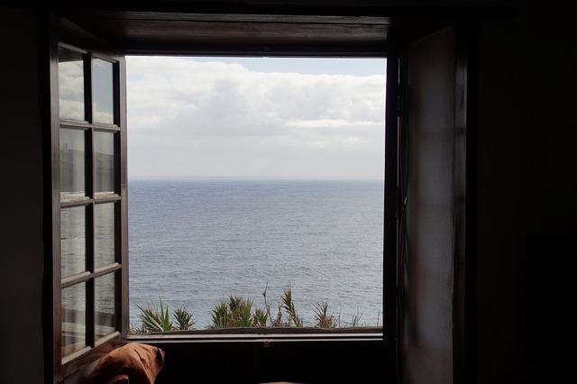 open window ocean
